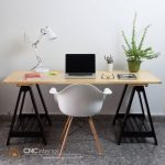 Những mẫu bàn làm việc tại nhà được ưa chuộng nhất hiện nay